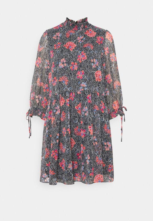 ISOU  - Robe d'été - noir