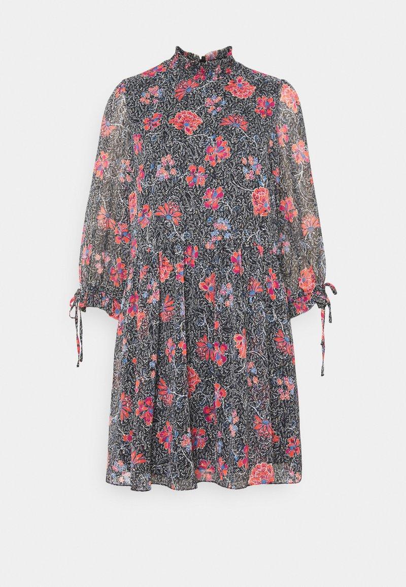 NAF NAF - ISOU  - Sukienka letnia - noir