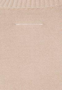 MM6 Maison Margiela - Svetr - beige - 8