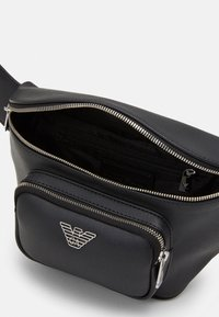 Emporio Armani - UNISEX - Bum bag - black - 3