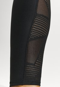 Puma - STUDIO HIGH RISE 7/8 - Tights - black - 5