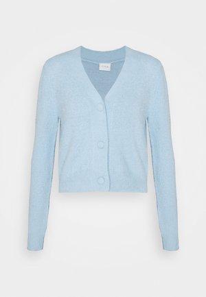 VIHELLY CARDIGAN - Cardigan - blue