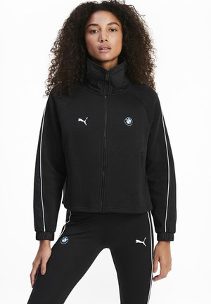 KVINNA - Trainingsjacke - black