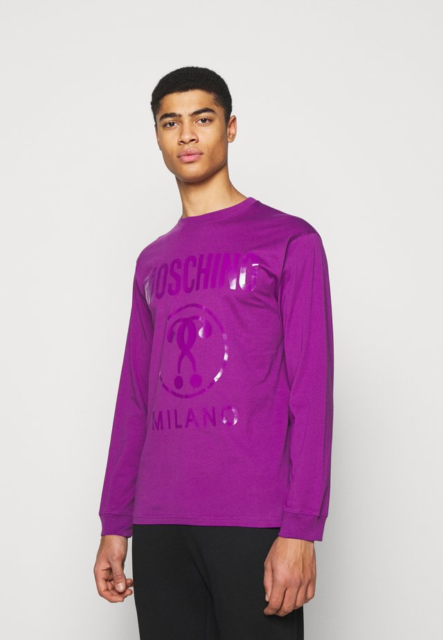UPPER BODY GARMENT - Pitkähihainen paita - violet