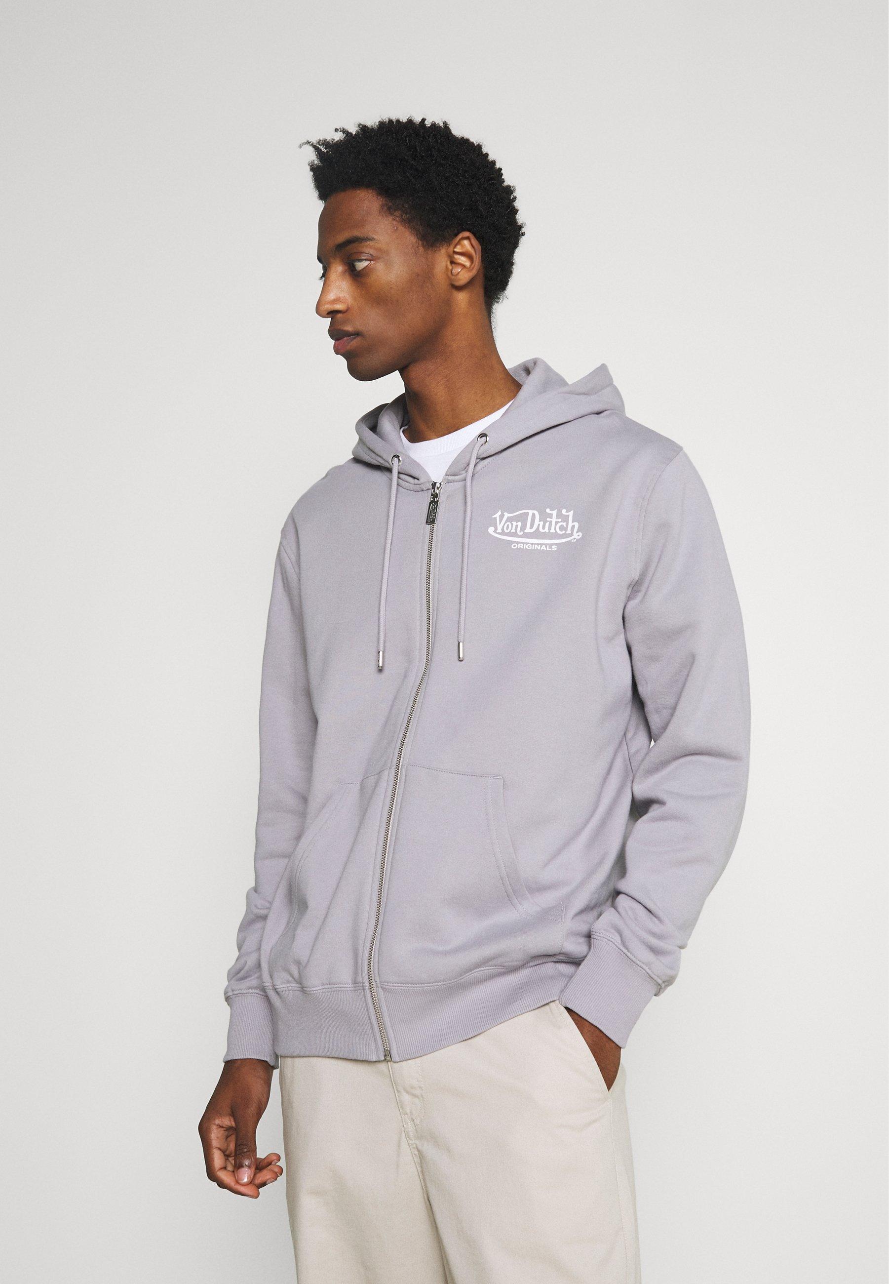 Men NICKY - Zip-up sweatshirt