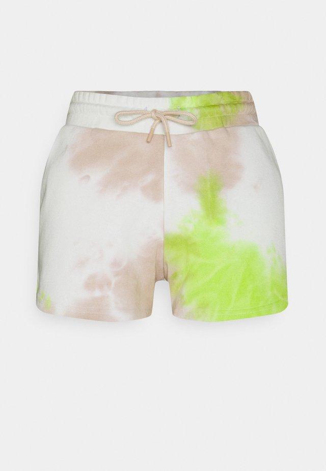 ONPMANU SHORTS - Pantaloncini sportivi - shifting sand