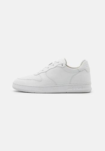 MALONE UNISEX - Trainers - triple white