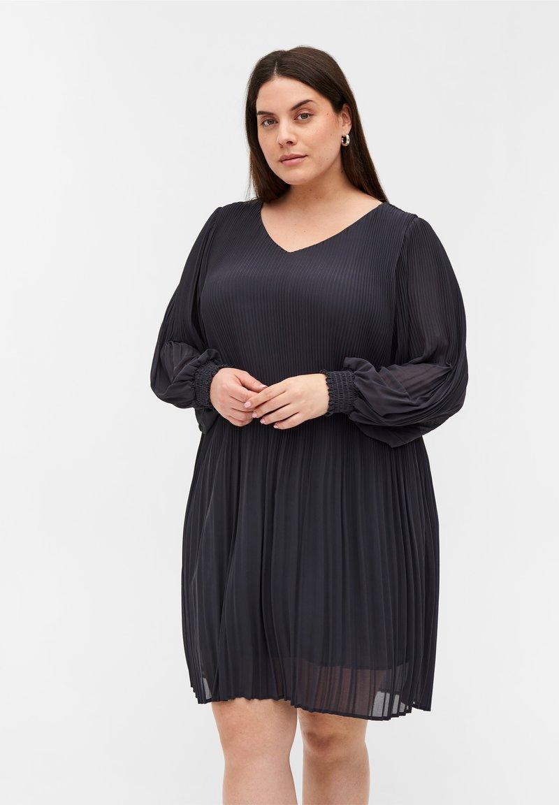 Zizzi - Day dress - dark grey