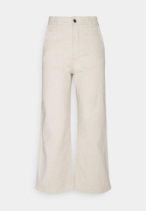 OBJMARINA - Trousers - sandshell