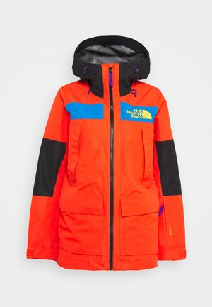TEAM KIT JACKET PEAK - Hardshell jacket - flare