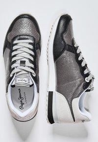 Pepe Jeans - ARCHIE NOON - Šněrovací boty - chrom - 1