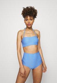 O'Neill - BELLA TALAIA FIXED SET - Bikini - blue/white - 0