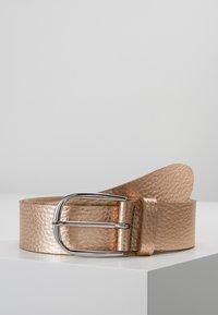 Vanzetti - Belt - rosegold - 0