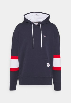HOODIE UNISEX - Sweat à capuche - twilight navy/multi