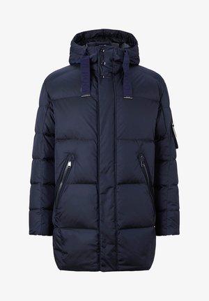 JONES - Down coat - navy-blau