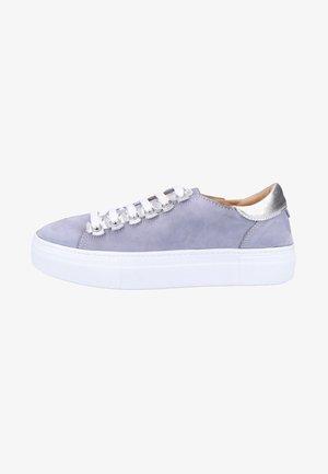 Sneakers laag - steel blue
