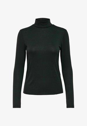 ONLLELA LIFE ROLLNECK - Long sleeved top - phantom