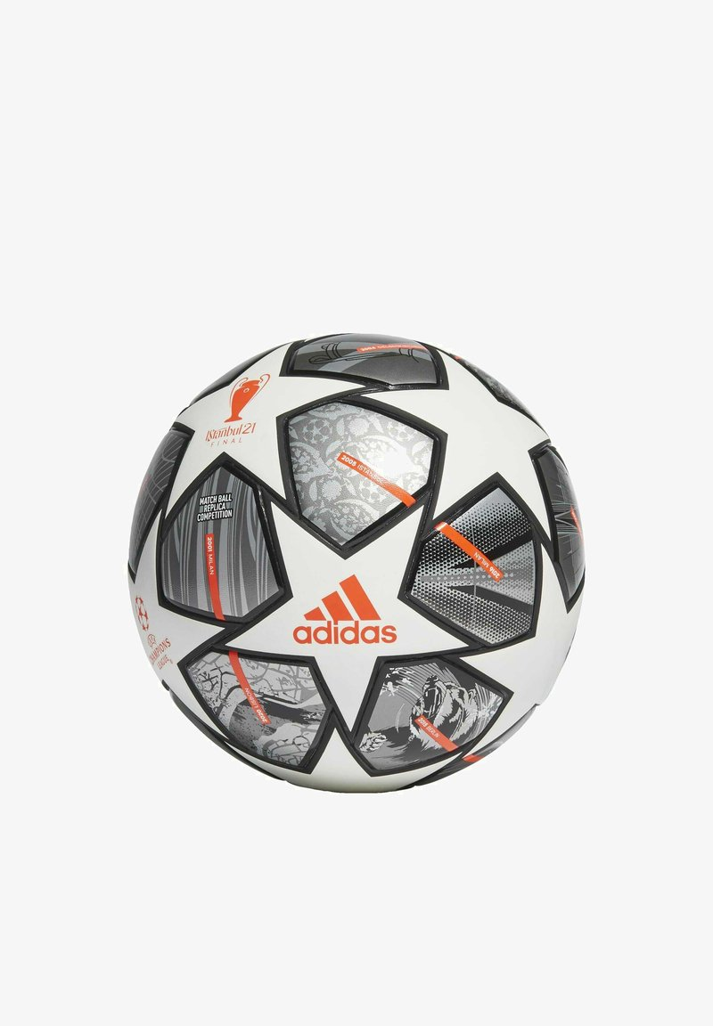 adidas Performance - FINALE 21 20TH ANNIVERSARY UCL COMPETITION FOOTBALL - Voetbal - white
