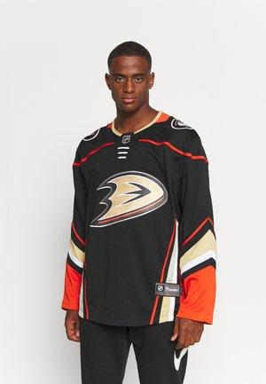 NHL ANAHEIM DUCKS HOME BREAKAWAY - Club wear - black