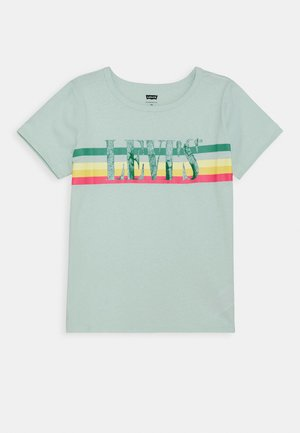 GRAPHIC TEE UNISEX - T-Shirt print - grey