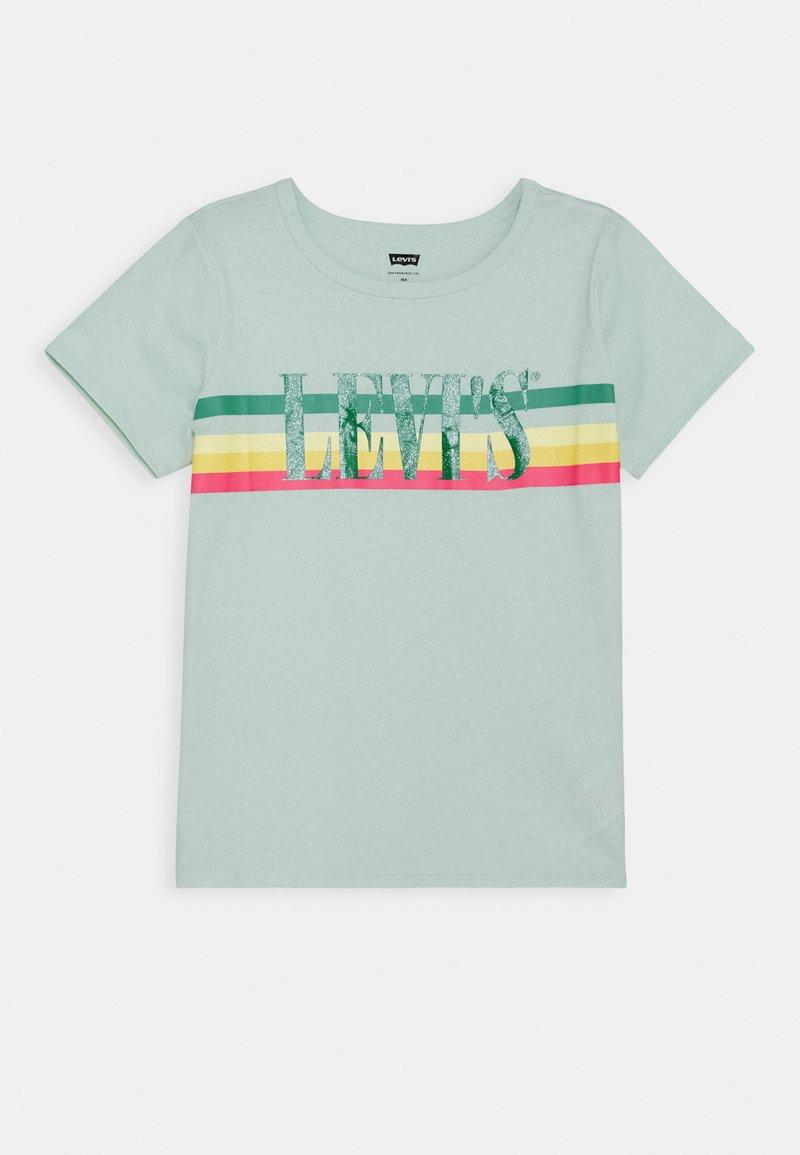 Levi's® - GRAPHIC TEE UNISEX - Print T-shirt - grey