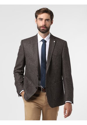 Blazer jacket - schoko braun