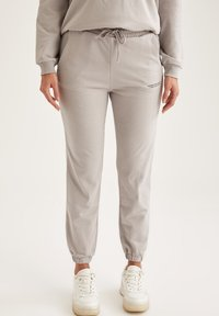 DeFacto Fit - Tracksuit bottoms - grey - 0