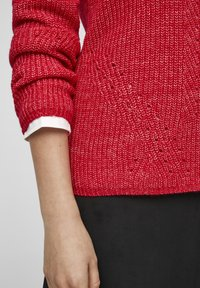 s.Oliver - Trui - red knit - 5