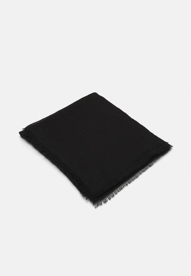 UNISEX - Foulard - black