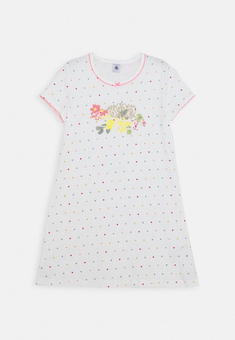 Petit Bateau - CHEMISE DE NUIT - Pyjama top - white