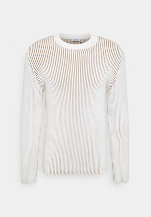 FRANS - Jumper - off white/beige