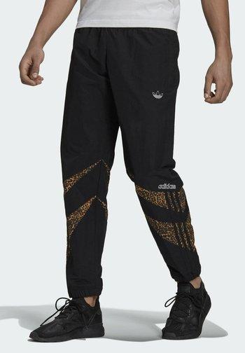 SHARK  - Pantaloni sportivi - black