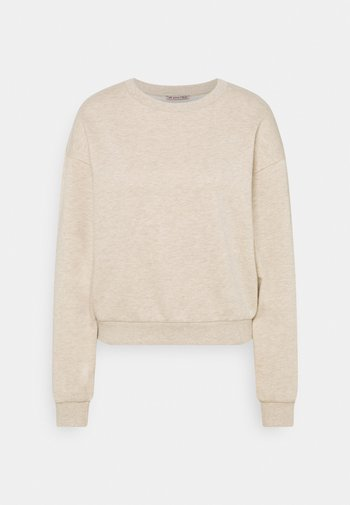Basic crew neck with rib