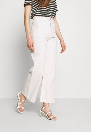 SAILOR  - Flared Jeans - salt