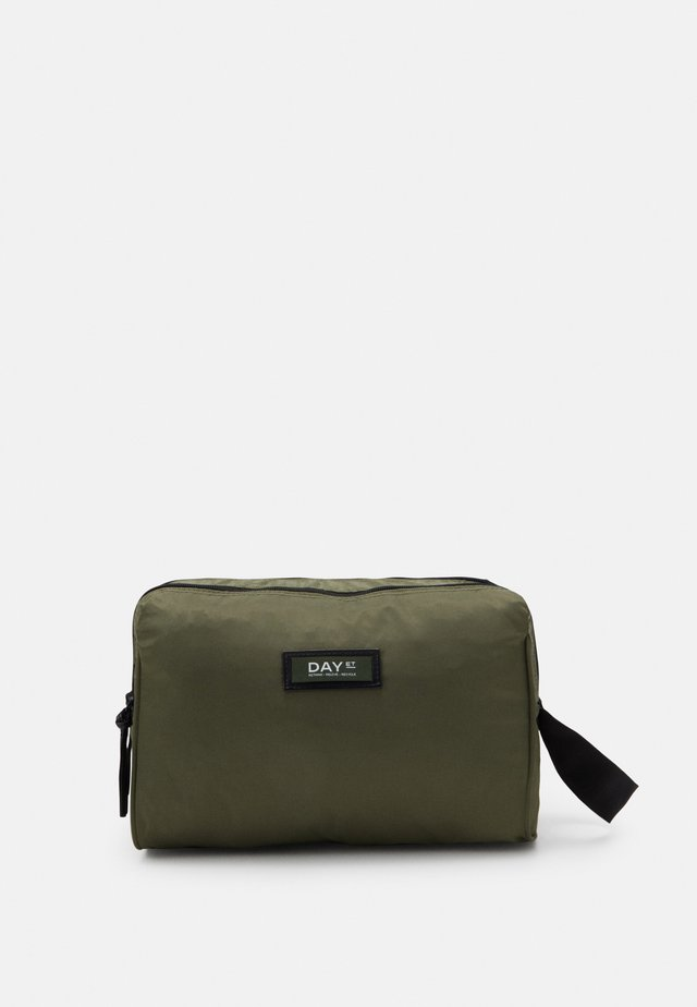 GWENETH BEAUTY - Kosmetická taška - ivy green