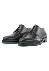 BOSS - DALLAS_DERB_LT - Smart lace-ups - dark blue - 2