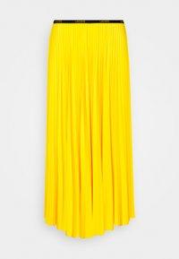 Lacoste - MAXI PLISSEE - Długa spódnica - guepe - 0