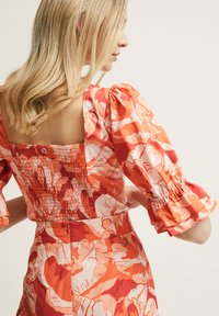STOCKH LM Studio - RITA - A-line skirt - brown - 2