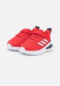 adidas Performance - FORTARUN UNISEX - Neutral running shoes - vivid red/footwear white/crew navy - 1