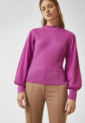 Trui - super pink