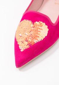 Pretty Ballerinas - ANGELIS - Ballerina - fuxia/coco - 2