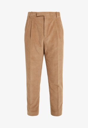 GENTS FORMAL TROUSER - Trousers - camel