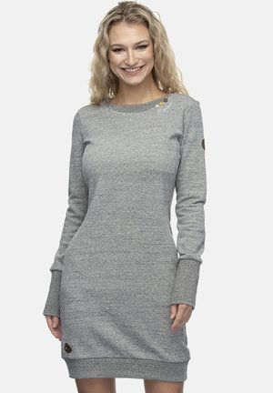 MENITA  - Day dress - grey