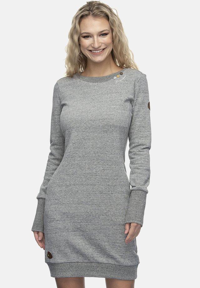 MENITA  - Day dress - grey