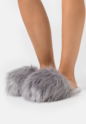 TOP UP - Slippers - grey