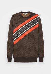 MICHAEL Michael Kors - Sweatshirt - chocolate - 5