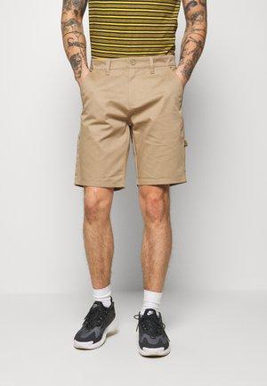 ONSLUDVIG WORKWEAR - Shorts - chinchilla