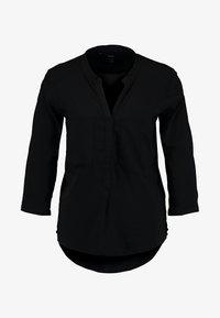 Vero Moda - VMERIKA PLAIN  - Blouse - black - 4