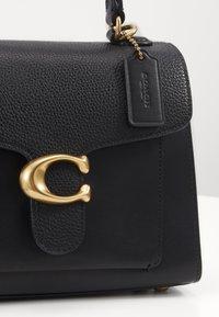 Coach - TABBY TOP HANDLE - Handbag - black - 4