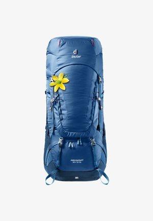 AIRCONTACT - Hiking rucksack - blue